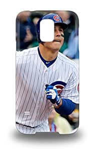 High Quality MLB Chicago Cubs Anthony Rizzo #44 3D PC Case For Galaxy S5 Perfect 3D PC Case ( Custom Picture iPhone 6, iPhone 6 PLUS, iPhone 5, iPhone 5S, iPhone 5C, iPhone 4, iPhone 4S,Galaxy S6,Galaxy S5,Galaxy S4,Galaxy S3,Note 3,iPad Mini-Mini 2,iPad Air )