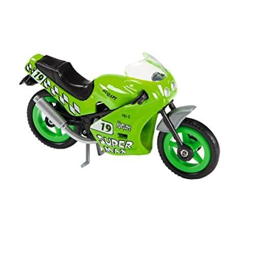 Majorette - 213385551 - Véhicule Miniature - Majorette Motor Bikes - Modèle Aléatoire