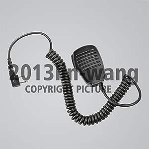 Remote Speaker Mic For ICOM IC-F3022 IC-F3023 IC-F3026 IC-F24 Handheld