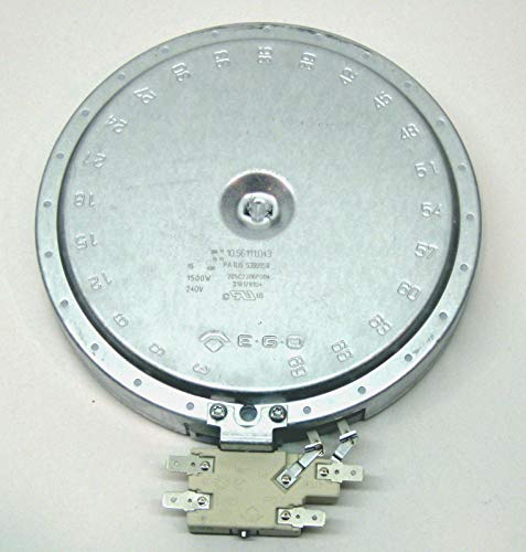 WB30T10047 for GE Range Glass Smooth Top Burner Element AP2027789 PS243905 ()