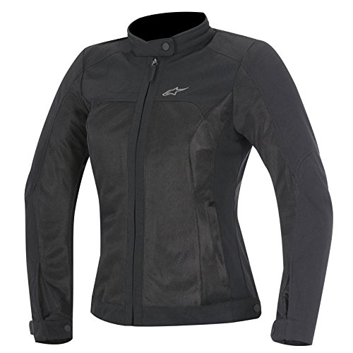 - Alpinestars Eloise Air Women's Street Motorcycle Jackets - Black/Small