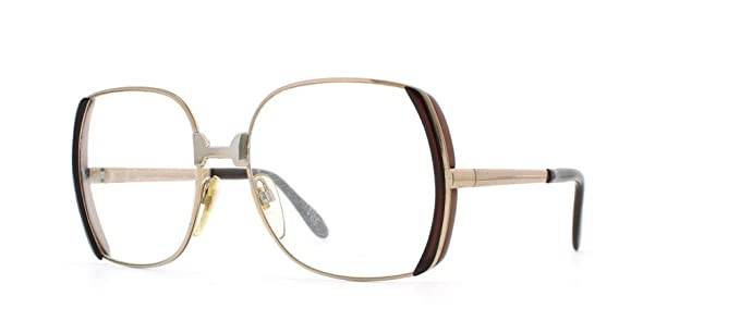 7237aae9970 Neostyle Office 9 828 BL Gold and Black Authentic Women Vintage Eyeglasses  Frame