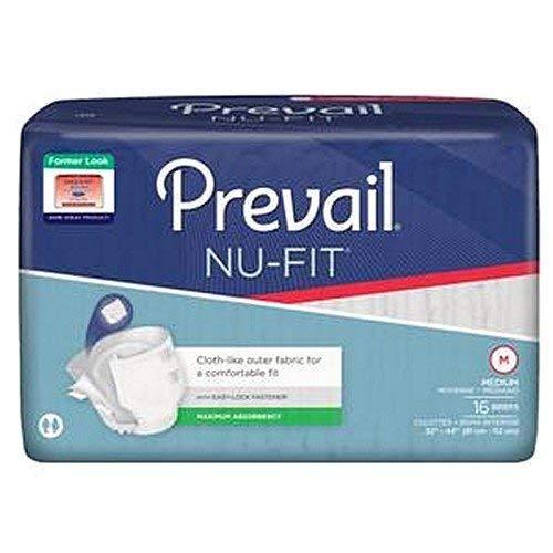 First Quality Nu-Fit Brief (Medium) 16/pack