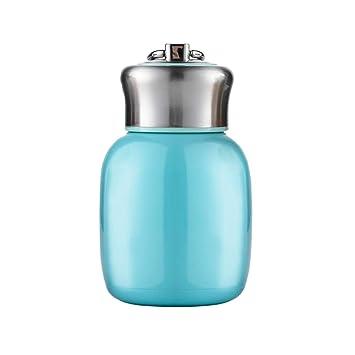 BESTONZON Botella Termo de Acero Inoxidable con aspiradora ...