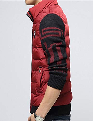 Jacket Coats Light Down Cotton Ultra Outwear Men's EKU 1 Winter T1qwpYRq8t