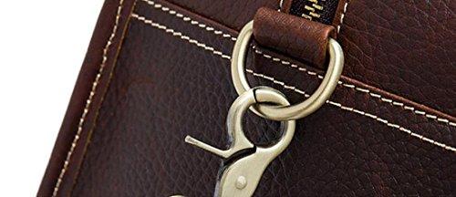 Genuine For Bags Men Overnight Leather Black Crossbody Weekend On Carry Duffles Bag Travel Women Black weekender And Holdall Unisex Handbag color dz6xvqdZ