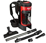 Milwaukee 3-in-1 Vacuum Backpack 0885-20