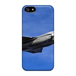 5/5s Scratch-proof Protection Case Cover For Iphone/ Hot F 35 Refuel Phone Case