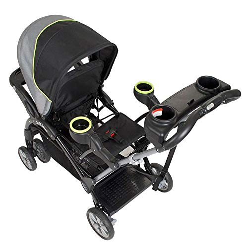 Baby Trend SS66430 Sit N Stand Series Ultra Travel System Stroller, Pistachio