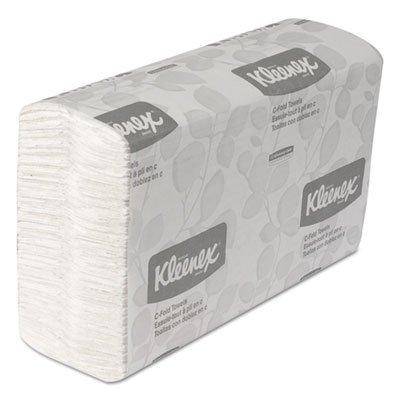 Kimberly-Clark Professional : SCOTT C-Fold Paper Towels, 10-1/