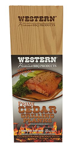 PRIME Cedar Grilling Planks (set of 2) by Western