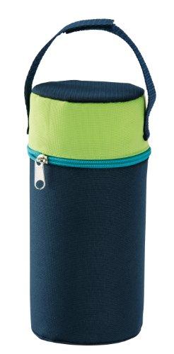 Rotho Babydesign 30065 0173 - Bolsa térmica para biberones, color frambuesa Azul oscuro
