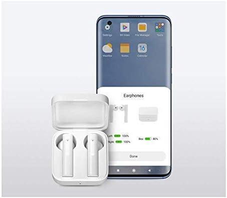 Xiaomi Mi True Wireless Earphones 2 Basic Wireless Headphones Bluetooth 5 0 Ios Android White Elektronik