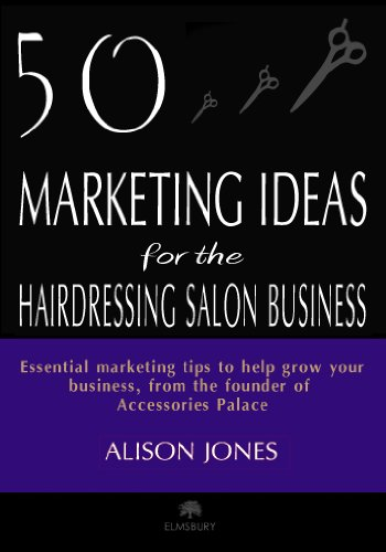 Marketing Ideas Hairdressing Salon Business ebook product image