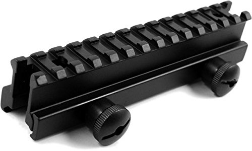 Weaver AR-15 Single Rail Flat Top, Matte Black