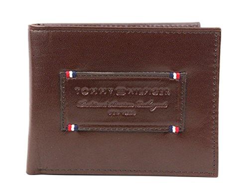 Tommy Hilfiger Men's Passcase & Valet Wallet with Removable Card Holder