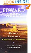 #6: Desert Solitaire: A Season in the Wilderness