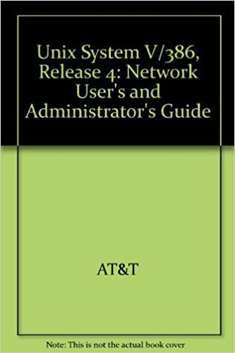 Bk\CD ROM UNIX System Administration Handbook 2nd Edition