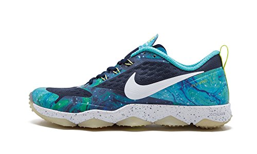 Nike Zoom Hypercross Tr Amp Mitten Marin / Cyber-lt Rtr-vit