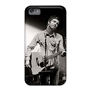 Shock-Absorbing Hard Phone Cover For Iphone 6 With Allow Personal Design Attractive Foo Fighters Skin IanJoeyPatricia