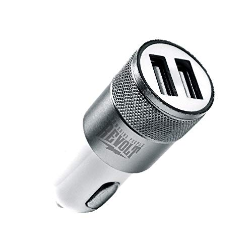 Revolt USB Car Charger 2 USB Ports