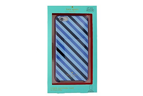 Kate Spade New York Case for Apple iPhone 6 Plus 5.5' - Diagonal Stripe Hybrid Cover