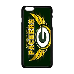 Happy Green Bay Packers Cell Phone Case for Iphone 6 Plus