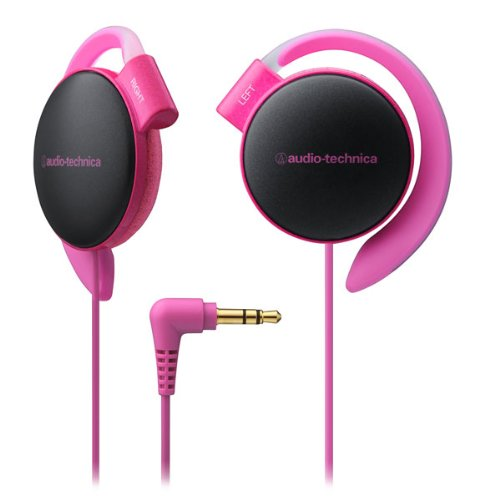 Audio- Technica ATH-EQ500 On-Ear Pink