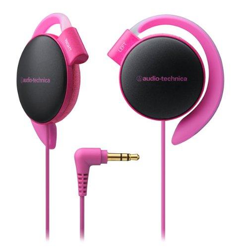 Audio- Technica ATH-EQ500 On-Ear Pink