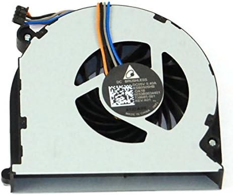 HP 738685-001 refacción para Notebook Ventilador de CPU ...