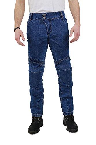 Nerve Ranger Herren Motorrad Jeans Hose