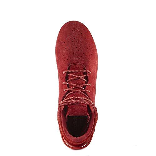 Adidas Buisvormige Invader Heren Sneaker Rood / Rood / Wit