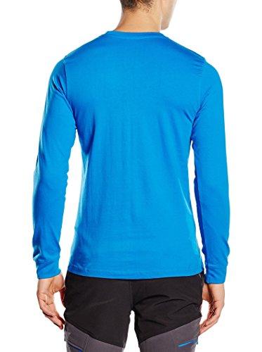 Camiseta Claro Izas Nordent Manga negro Azul Larga De Hombre Royal verde BOv5nOgAx