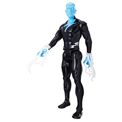 Marvel Spider-Man Titan Hero Series Villains Marvel's Electro Figure Marvel Heroes And Villains