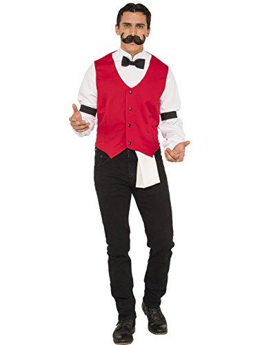 Rubie's Costume Co. Men's Bartender Costume, As Shown, Standard