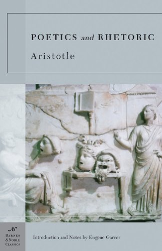 Poetics and Rhetoric (Barnes & Noble Classics)