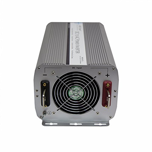AIMS Power 10,000 Watt Power Inverter 12 vDC to 120 vAC by Aims (Image #1)