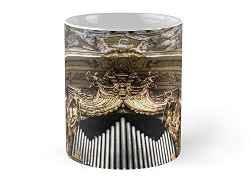 Italian Pipe Organ 11oz Mug - Made from Ceramic - Best gift for family friends