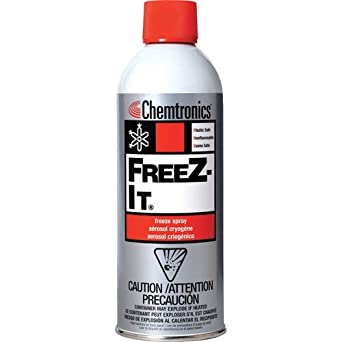 CHEMTRONICS es1550 freez-it, congelación Spray, 15 oz: Amazon.es ...