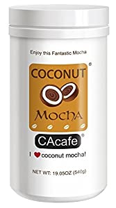 Coconut Mocha in Jar #28529 (Cane Sugar Added)