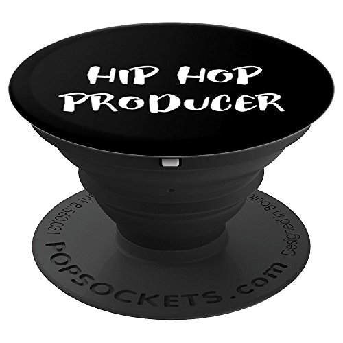 Hip Hop Producer Gift For Trap Music Rap Beat Producers - PopSockets Grip and Stand for Phones and Tablets