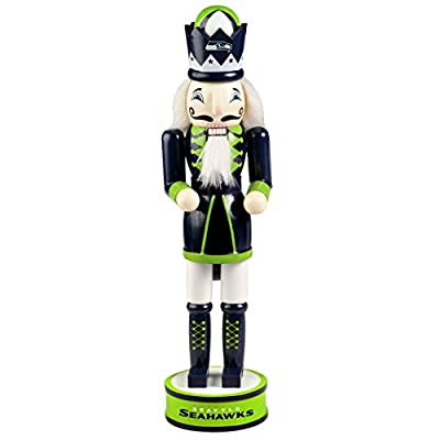 "2014 NFL Football 14"" Holiday Nutcracker - Pick Team"