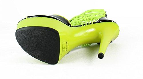 Sandal Ellie Adore Platform Shoes Yellow 609 Women's vwwqgX4CxT