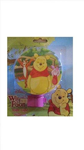 Night Light Disney Characters Winnie product image