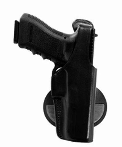 Bianchi 59 Special Agent Hip Holster - Colt Officers (Black, Right Hand)