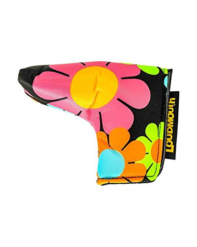 Loudmouth Magic Bus Head Cover for Blade Putter ()