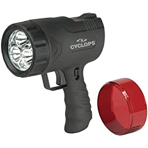 Cyclops SIRIUS 300 Lumen Handheld Spotlight w/6 LED Lights