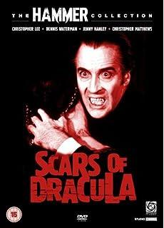 Dracula [DVD] [1958]: Amazon co uk: DVD & Blu-ray