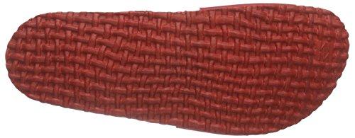 El Naturalista Waraji - Mules Mujer Rojo - rojo