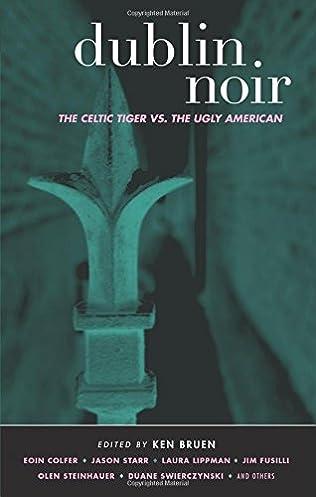 book cover of Dublin Noir